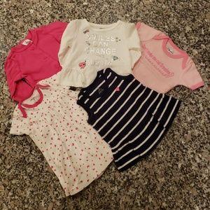 3 month bundle / lot (Carter's except for 1 item)